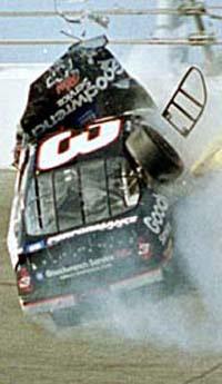 Dale Earnhardt Crash Investigation dale earnhardt death p...